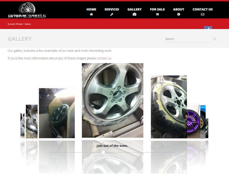 Dynamic Wheels Ltd. Gallery